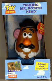 mr potato head toy story toy. Brilliant Story And Mr Potato Head Toy Story