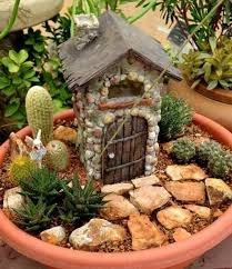 Small Picture 347 best Fabulous Fairy Gardens images on Pinterest Fairies