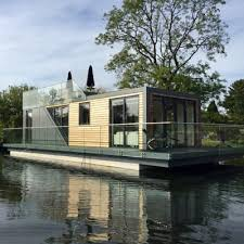 Small Picture Bluefield Houseboats models are permanently moored but can be