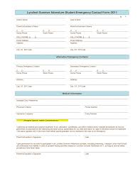 emergency contact template information form template create a wanted poster free
