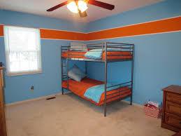 Boys Room Paint Boys Room Orange And Blue Behr Paint Colors Orange Burst 230b 6