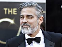 """George Clooney jest pod wrażeniem talentu reżysera Alfonso Cuaróna. Aktor wystąpił w nowym filmie Meksykanina, """"Grawitacja"""". - George-Clooney"""