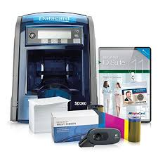 System With Datacard Printer Alphacard Card Id Jual Suite Sd260 nTXHan7