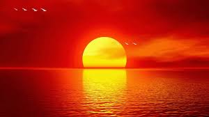 ocean sunset wallpapers. Brilliant Sunset With Ocean Sunset Wallpapers