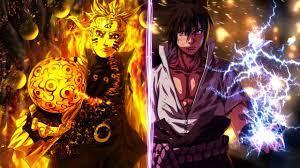 Naruto Sasuke Wallpaper (Page 3) - Line ...