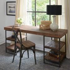 incredible unique desk design. Incredible Best 25 Reclaimed Wood Desk Ideas On Pinterest L Rustic With Regard To Office Unique Design
