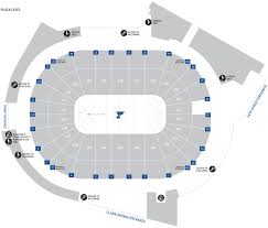 Particular Enterprise Center Blues Seating Chart Enterprise