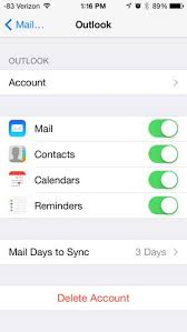How To Change An Email Account Password On The Iphone 5 Solve Your