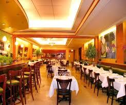 Main Dining Room Interior Design of Gabriel Bar and Restaurant NYC