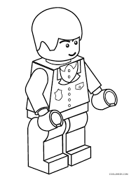 Do you have a lego lover who also loves to color everything lego and just happens to love robots too? Free Printable Lego Coloring Pages For Kids