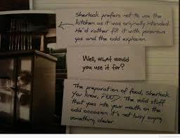 Inspirational Movie Sherlock Quotes
