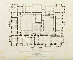 18th century house plans surprising design th english manor
