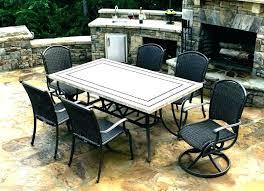 patio furniture reviews. Agio Patio Set Furniture Reviews Stone Top Table Franklin O