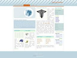 Html Css Templates For Free Downloading Health Care Free
