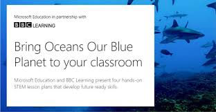 Microsoft Lesson Plans Four Stem Lesson Plans Exploring Aspects Of Our Oceans From