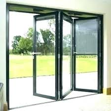 ing folding glass doors exterior frameless