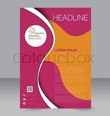 Editable Flyer Template Brochure Design Templates For Education Flyer Template