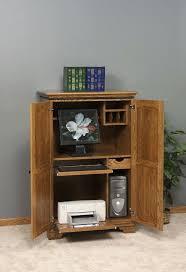 home office desk armoire. desk armoire furniture pretty computer for home office ideas in small r
