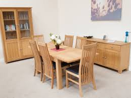 extendable dining table set style