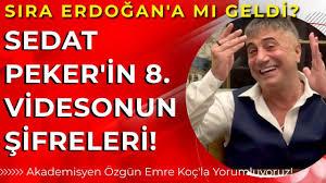 Beni bulup getirmek gerçekleri değiştirecek mi tayyip abi? sedat peker, erdoğan'a yönelik olarak şu ifadeleri kullandı Xysnqg Jjbib9m