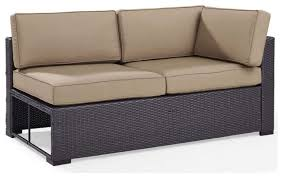 biscayne loveseat with interchangeable