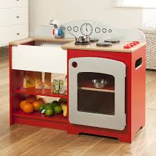 Childrens Wooden Kitchen Furniture Kitchen Playsets For Children The Kitchen Inspiration