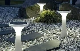 solar powered yard lights costco led garden reviews outdoor wall lighting alluring l