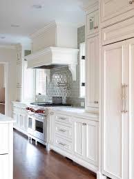 Glazed White Kitchen Cabinets Gray Kitchen Cabinets With Black Glaze Quicuacom