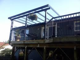 aluminium patio cover surrey: langley glass and aluminium patio cover