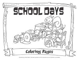 Small Picture Last Day Of School Coloring Page New Pages creativemoveme