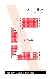 Victory Theater Seating Chart Actors Theatre