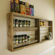 Spice Rack Ideas Awesome Repurposed Repupose Idea Vintage Crates For A Spice