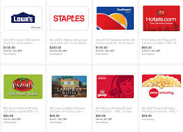 doctor of credit on twitter ebay save on gift cards for staples southwest lowe s hotels