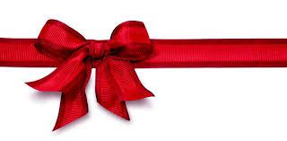 Christmas Ribbon Bows – Happy Holidays!