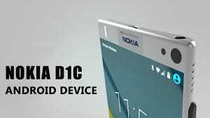 nokia smartphone android 2017. nokia d1c smartphone android 2017