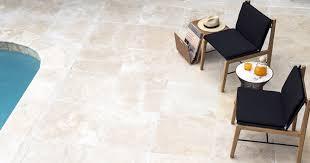 travertine tile and travertine pavers from travertine mart