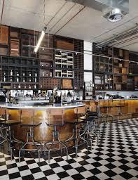 Bread Street Kitchen Russell Sage Studio Interior Design