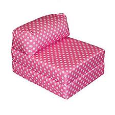 kids chair bed. Brilliant Bed Gilda JAZZ CHAIRBED  KIDS PRINTS Deluxe Single Chair Z Bed Futon Pink  Spots For Kids R