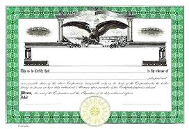 download stock certificate template stock certificate template 6 free download for word eagle