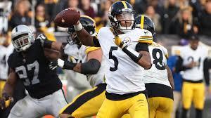 Steelers Depth Chart Battle Joshua Dobbs To Start Over