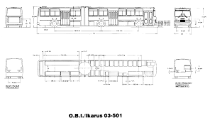 the orion iii ikarus articulated bus transit toronto content ikarus schematic