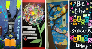 Image Pinterest Plymouth Rock Assurance Spring Door Decorating Ideas That Your Students Will Adore