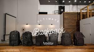 Peak Design Vs Ultimate Camera Backpack Review Peak Design Vs Lowepro Vs Thinktank Vs Incase