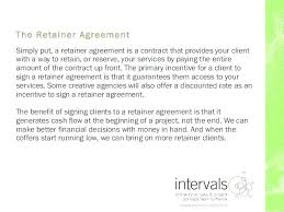 retainer consulting agreement consulting retainer agreement templates free proposal
