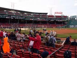 Boston Red Sox Seating Chart View Fenway Park Field Box 16 Seat Views Seatgeek