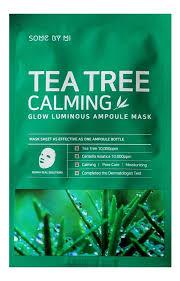 <b>Ампульная тканевая маска</b> для лица Tea Tree Calming Glow ...