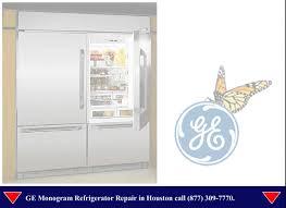 ge monogram refrigerator repair.  Monogram GE Monogram Refrigerator Repair Houston With Ge U
