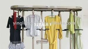 Revolving Coat Rack Top Mount Rotating Clothes Rack Install In Wardrobe Buy Rotating 14