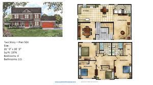 >modular home two story 503 1 jpg modular home two story plan 504
