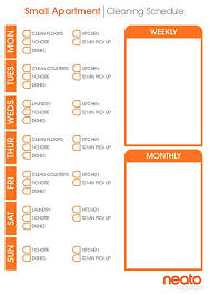 Deep Cleaning Checklist Template New Apartment – Gamerates.co